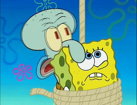 SpongeBuddy Mania SpongeBob Episode Clams