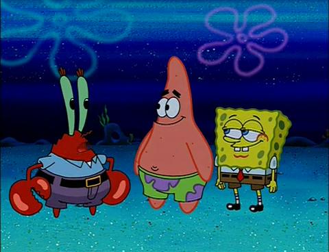 SpongeBuddy Mania - SpongeBob Episode - Mid-Life Crustacean