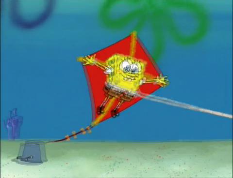 spongebuddy mania spongebob episode the sponge who