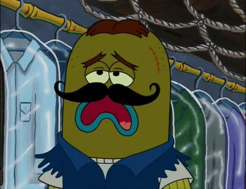 spongebuddy mania spongebob characters tattletale