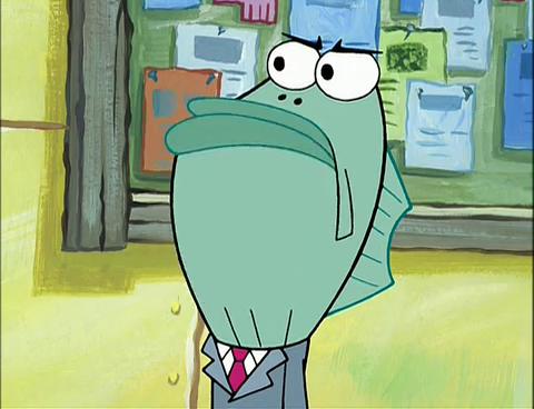 spongebuddy mania spongebob characters