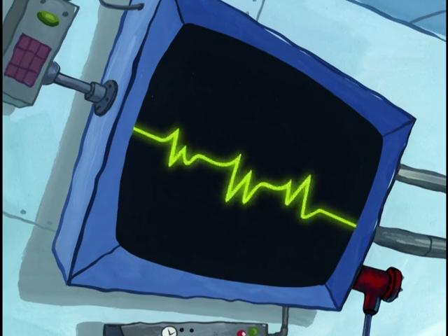 Spongebob Black Shoes