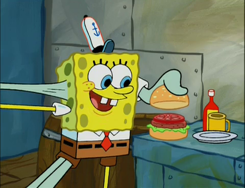 spongebuddy mania spongebob episode squidbob tentaclepants