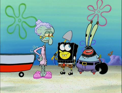 Spongebuddy Mania Spongebob Episode Krusty Towers