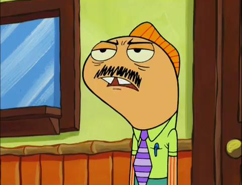 Spongebob Günther