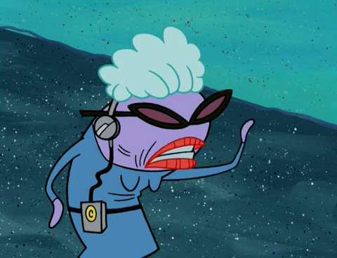 Spongebuddy Mania Spongebob Episode Ghost Host