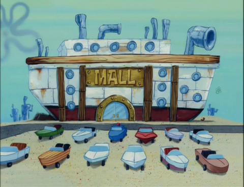Spongebuddy Mania Spongebob Locations