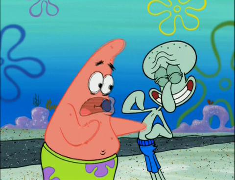 SpongeBuddy Mania - SpongeBob Episode - Once Bitten