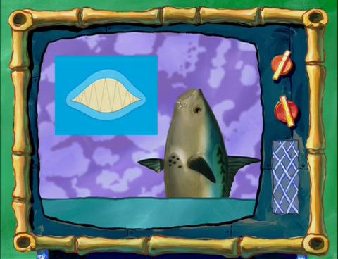 Spongebuddy mania spongebob characters johnny erain for Elaine b fishing reports