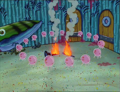 SpongeBuddy Mania - SpongeBob Episode - Jellyfish Jam