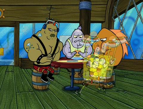 Spongebuddy Mania Spongebob Episode Breath Of Fresh