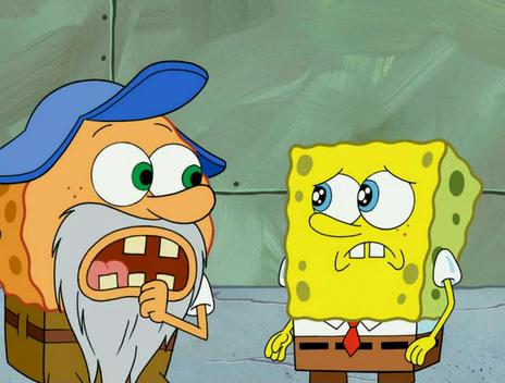 Cousin blackjack spongebob squarepants