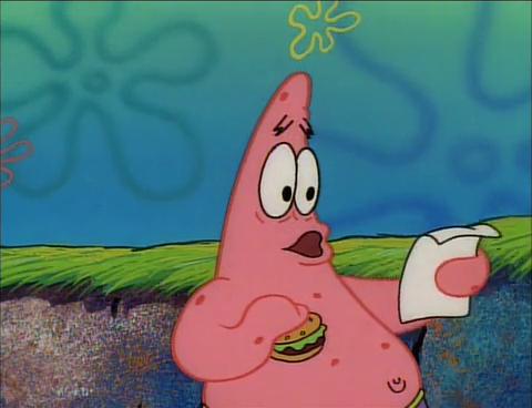 spongebuddy mania spongebob episode nature pants