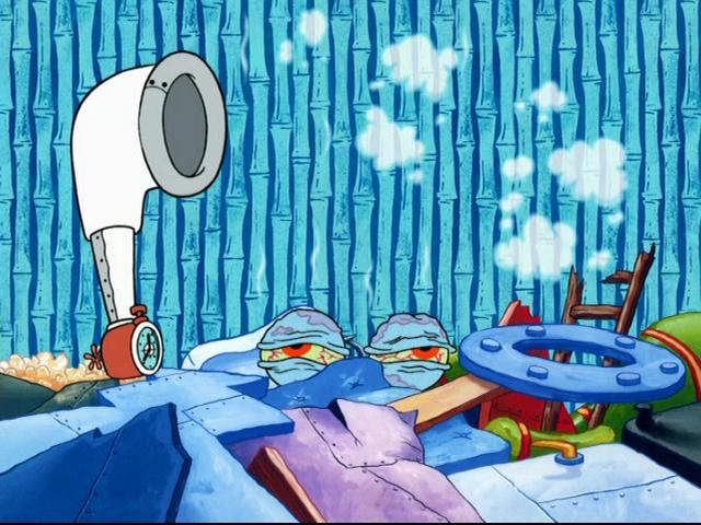 SpongeBuddy Mania SpongeBob Episode What If SpongeBob