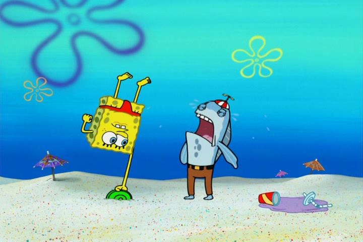 SpongeBuddy Mania - SpongeBob Episode - Juiceman